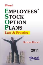 Buy EMPLOYEES' STOCK OPTION PLANS (Law & Practice)