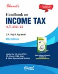 Handbook on INCOME TAX (A.Y. 2021-2022)