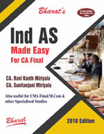 Buy Ind AS made easy (for CA Final)