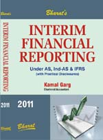 Buy INTERIM FINANCIAL REPORTING under AS, IND-AS & IFRS (With Practical Disclosures)