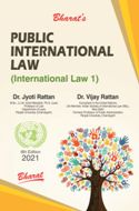 PUBLIC INTERNATIONAL LAW (International Law 1)