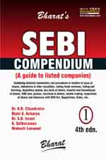 Buy SEBI Compendium (A Guide to Listed Companies) in 2 vols. with FREE Download