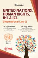 UNITED NATIONS, HUMAN RIGHTS, IHL & ICL (International Law 2)